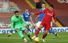 7 thống kê đáng chú ý sau trận Liverpool 0-1 Brighton: Nỗi thất vọng hàng công