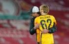 Thua sốc Brighton, Klopp vẫn dành lời ca ngợi đến 1 cái tên của Liverpool