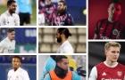 Real Madrid 'mất' 8 cầu thủ trong 22 ngày