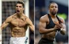 Từ Ronaldo đến Adama Traore: 10 sao 'lột xác' đỉnh nhất làng túc cầu