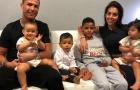 Ronaldo và Georgina trả tiền điều trị ung thư cho cậu bé 7 tuổi