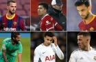 Những ngôi sao đình đám đang đánh mất 'bản ngã': Từ bom tấn Real cho đến niềm tự hào Liverpool