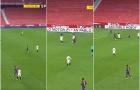 Đi bóng ảo diệu, sao Sevilla khiến hàng thủ Barcelona 'nát vụn'