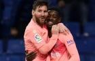 Được Lionel Messi 'cầm tay chỉ việc', sao Barcelona tiến bộ thấy rõ