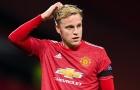 Van de Beek 'ngụp lặn' ở Man Utd, Gullit thừa nhận một sự thật