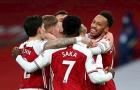 Đội hình Arsenal đấu Benfica: Mũi đinh ba L.A.P lợi hại