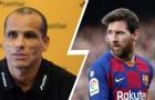 Sau tất cả, Rivaldo đã tiết lộ bến đỗ mới của Lionel Messi?