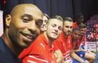Thierry Henry có kế hoạch 'đặc biệt' cho Jack Wilshere nếu trở lại Anh làm HLV