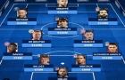 Đội hình đắt giá nhất vòng 1/8 Champions League: Liverpool chiếm sóng, song sát PSG góp mặt