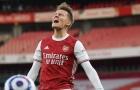 Đánh bại Arsenal, Guardiola nói thẳng 2 câu về Odegaard
