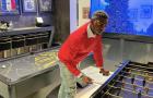 Paul Pogba lộ hình ảnh cực ngầu trong lúc 'ngồi chơi xơi nước'