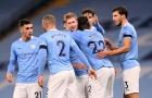 Đội hình Man City đấu Monchengladbach: Đôi cánh người Anh vẫy vùng