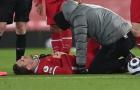 Liverpool tiếp tục nhận hung tin về trụ cột giữa bão chấn thương