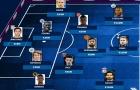 Đội hình 'một cho tất cả' Premier League: Biểu tượng mới của M.U xuất hiện, Arsenal có ai?