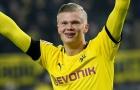 Giám đốc Dortmund phản bác Mino Raiola về tương lai Haaland