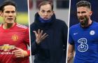 HLV Chelsea tiết lộ bí quyết tạo nên thành công của Giroud và Cavani