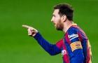 Top 10 cuộc đua Chiếc giày vàng châu Âu 2020/21: Messi, Ronaldo bứt tốc