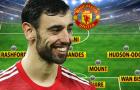 Đội hình 11 sao kết hợp Man United và Chelsea: Ông chủ tuyến giữa Fernandes