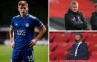 Leicester lên kế hoạch trói chân mục tiêu chuyển nhượng của MU