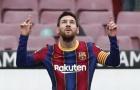 'Nếu Messi đến đây, tôi sẽ hôn chân cậu ấy...'