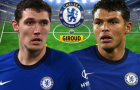 Sử dụng song sát, Chelsea quyết đấu Man Utd tại Stamford Bridge