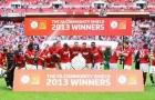 Đội hình Man Utd vô địch Community Shield cùng David Moyes nay đâu?