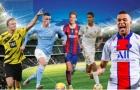 Đội hình thống trị làng túc cầu trong 5 năm sau: Haaland - Mbappe chắc suất, Man City có 2 đại diện