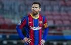 Messi nổi giận trước trò lố của truyền thông