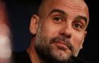 'Nếu Pep không làm HLV Man City, không có tuyển chọn, tôi là HLV mới'