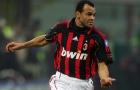 Từ Cafu đến Ancelotti: 13 cầu thủ từng khoác áo Milan và Roma