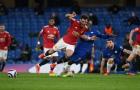 Bruno Fernandes và những thống kê 'thảm họa' trận gặp Chelsea