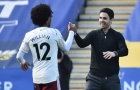 Thắng Leicester, Mikel Arteta khen ngợi một ngôi sao
