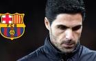 Mikel Arteta sẵn sàng dẫn dắt Barcelona