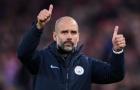 'Đá tảng' Man City thừa nhận hâm mộ 2 huyền thoại Man Utd