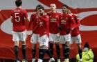 Đấu Crystal Palace, 3 'mũi nhọn' Man Utd sẵn sàng nổ súng