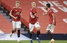 Đến Man Utd, Van de Beek đang bị các đồng đội tại OTF coi nhẹ