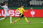 Những thống kê ấn tượng sau cuộc đối đầu giữa Dortmund và M'Gladbach