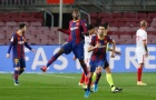Bước ngoặt quan trọng giúp Barca ngược dòng đánh bại Sevilla