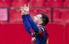 Không ghi bàn hay kiến tạo, Messi đã giúp Barca ngược dòng Sevilla như thế nào?