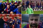 Thắng Sevilla, CĐV Barca đặc biệt phấn khích vì 1 điều lạ lẫm