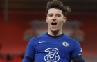 Declan Rice phấn khích khi Mount giúp Chelsea đánh bại Liverpool