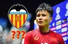 Quang Hải lọt vào tầm ngắm chuyển nhượng của Valencia?