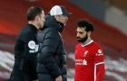Klopp phản ứng thế nào về thái độ bất mãn của Salah?