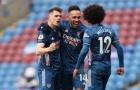 5 điểm nhấn Burnley 1-1 Arsenal: 'Hung thần' Aubameyang; Thất vọng Xhaka