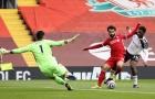 10 thống kê khủng khiếp Liverpool 0-1 Fulham: ĐKVĐ tệ chưa từng có!
