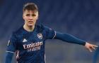 Lạc lõng ở Arsenal, Odegaard cần làm 1 chuyện cho Saka và Aubameyang
