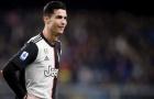 Vì sao Ronaldo bị loại ở trận Lazio?