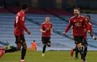 10 thống kê Man City 0-2 M.U: Tất cả đã sai về Fernandes; Bái phục Solskjaer!