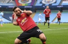 Ghi bàn đánh gục Man City, Bruno có hành động 'đốn tim' CĐV Man Utd