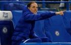 SỐC! Tuchel 'nổi điên' với Werner ngay trong trận gặp Everton